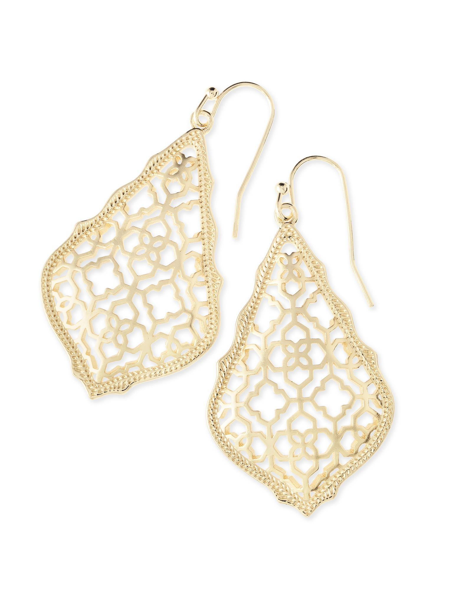 Kendra Scott - Loving these Addie Gold Drop earrings from Kendra Scott. They turn any look from simple to stunning, such a stylish statement! I don't think you can ever go wrong with classic Kendra Scott pieces!