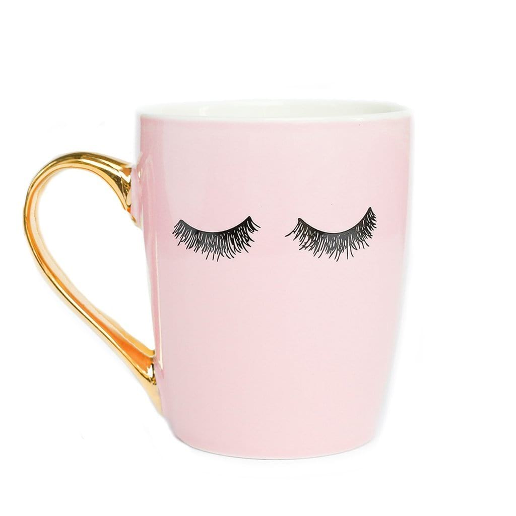 Joyful Thingies - It's pretty little thingies like this that enhance the smallest joys of the day. Give a Doll a reason to spring out of bed in the morning with this cute and stylish mug!