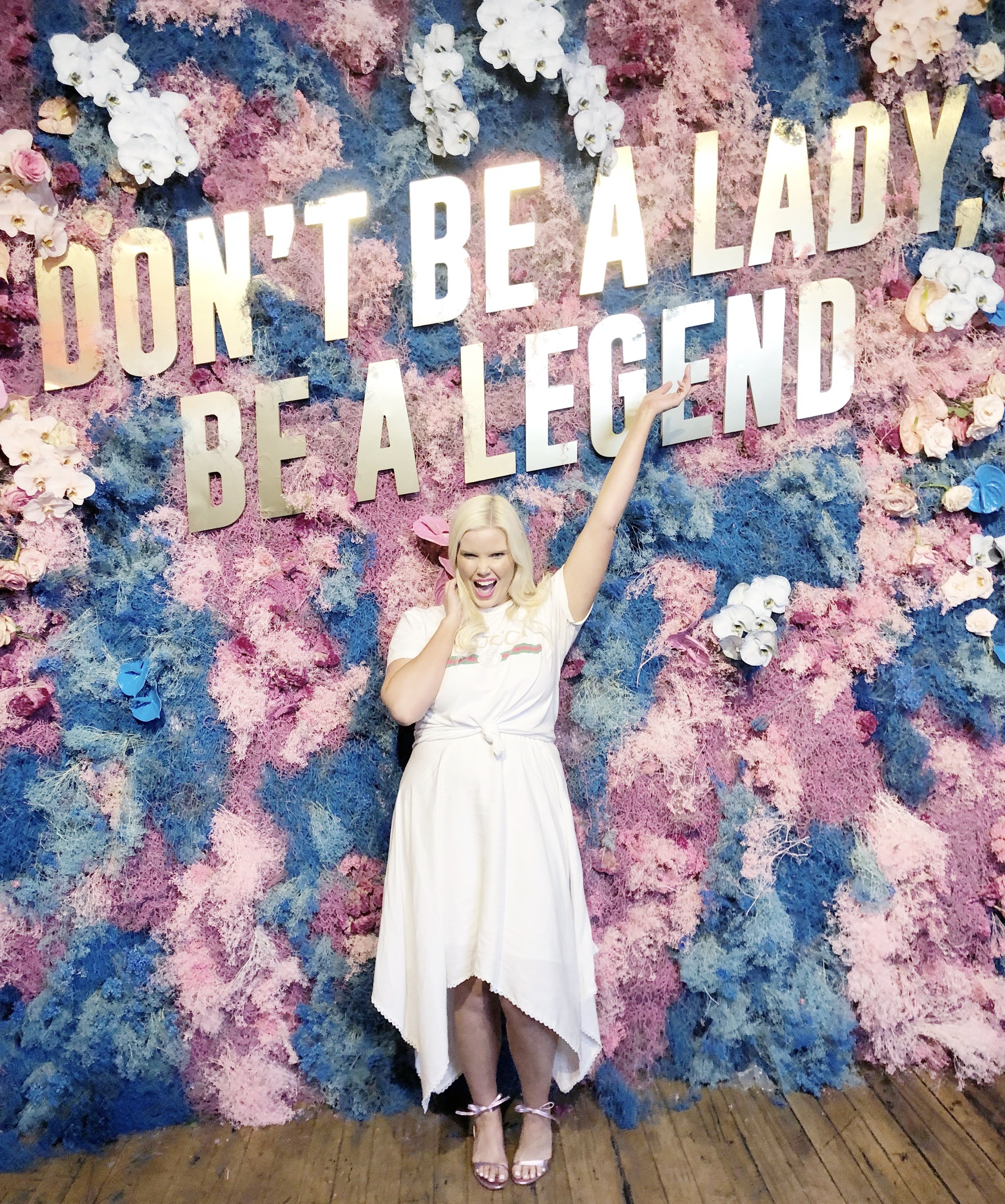 The Caroline Doll + Create and Cultivate - Be A Legend.jpg