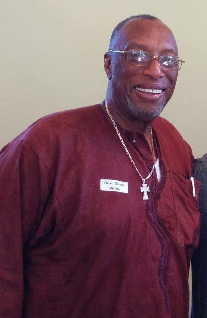 Pastor | Rev. Oliver White