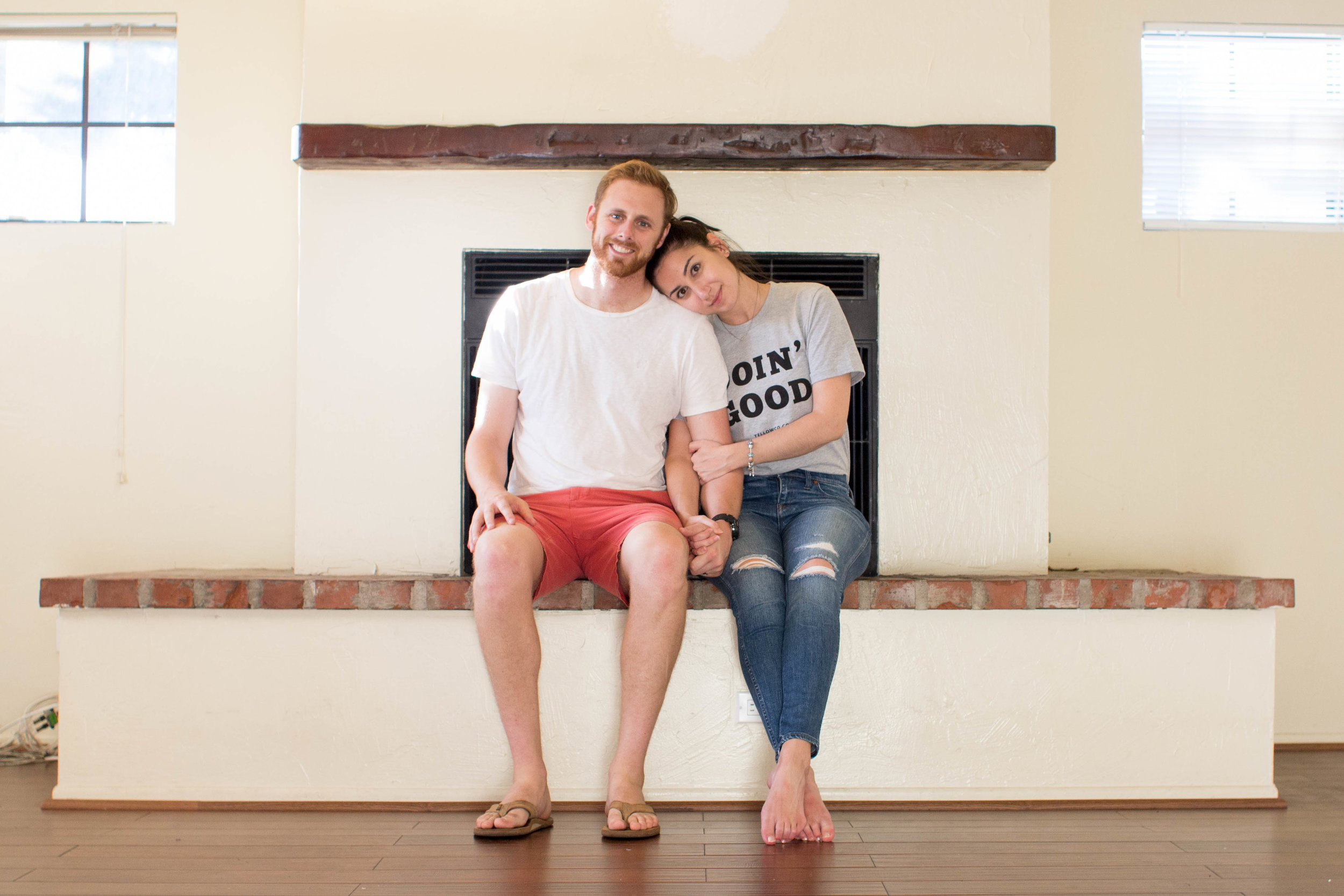 Leaving Your First Home as a Married Couple