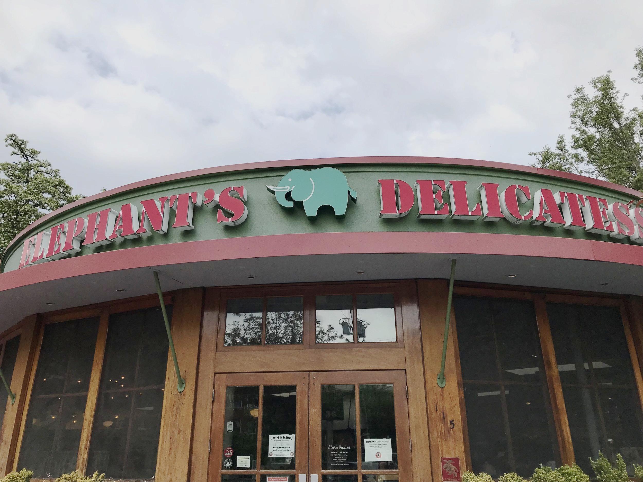 Elephant Delicatessen Portland
