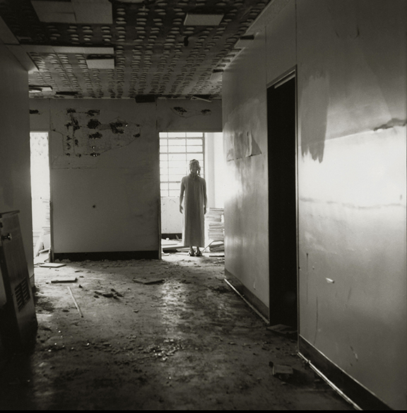 Corridor, Women's Ward, 2005