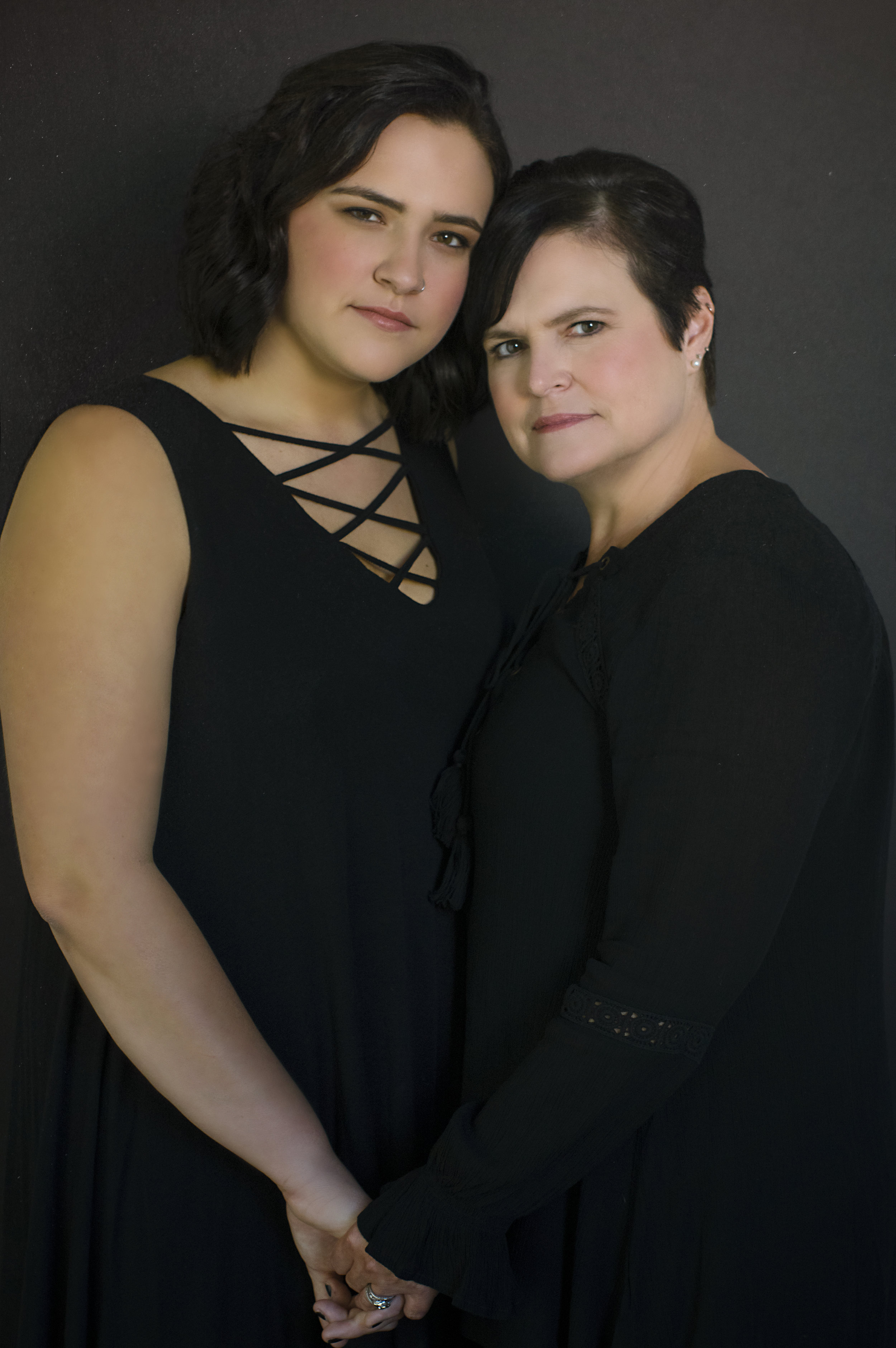 Jackie Daily Photography | Monroe, Louisiana Photographer | Portrait Photographer | Mother and Daughter Portraits