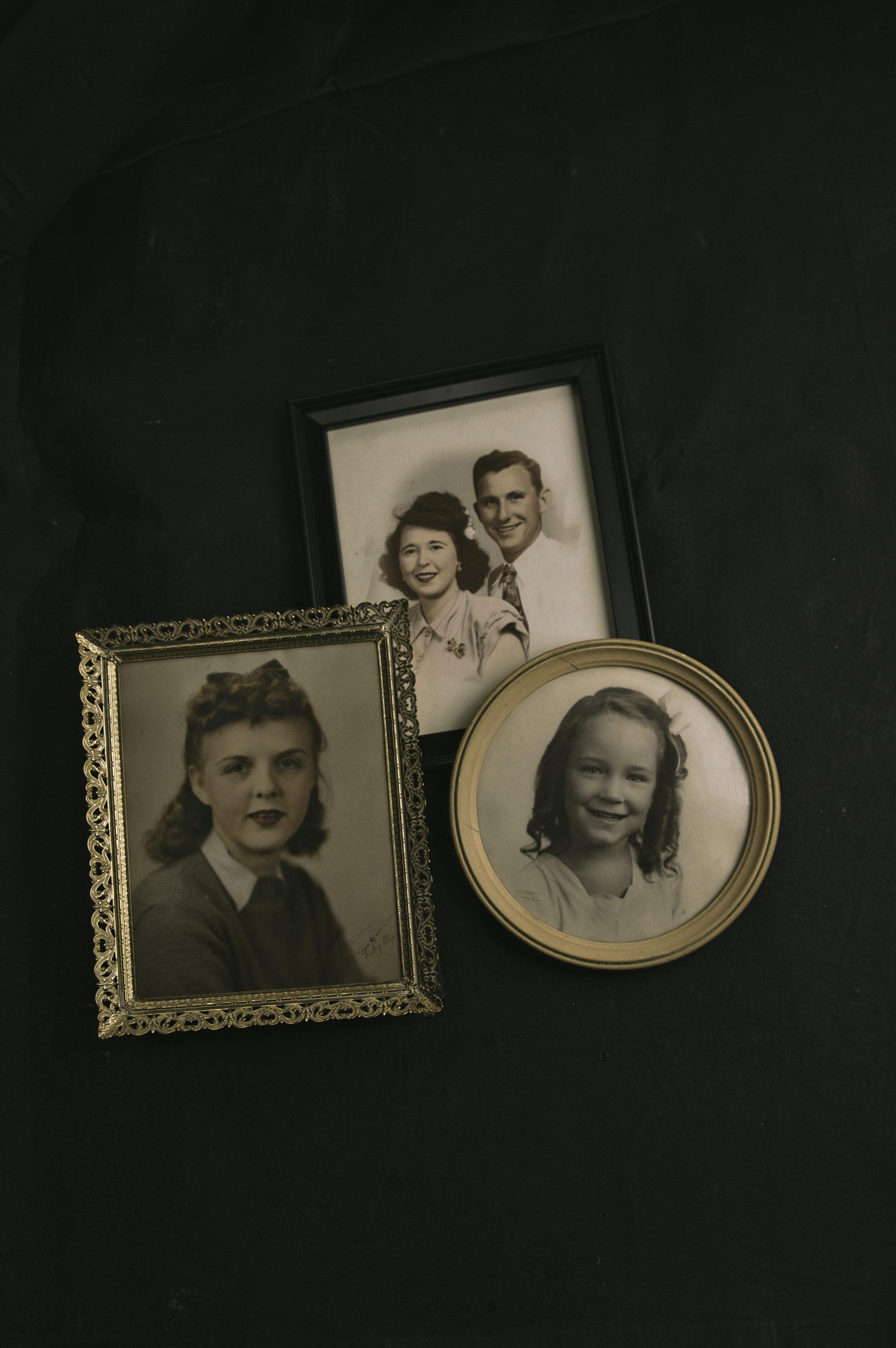 Heirloom Portraits of Family | Vintage Portraits
