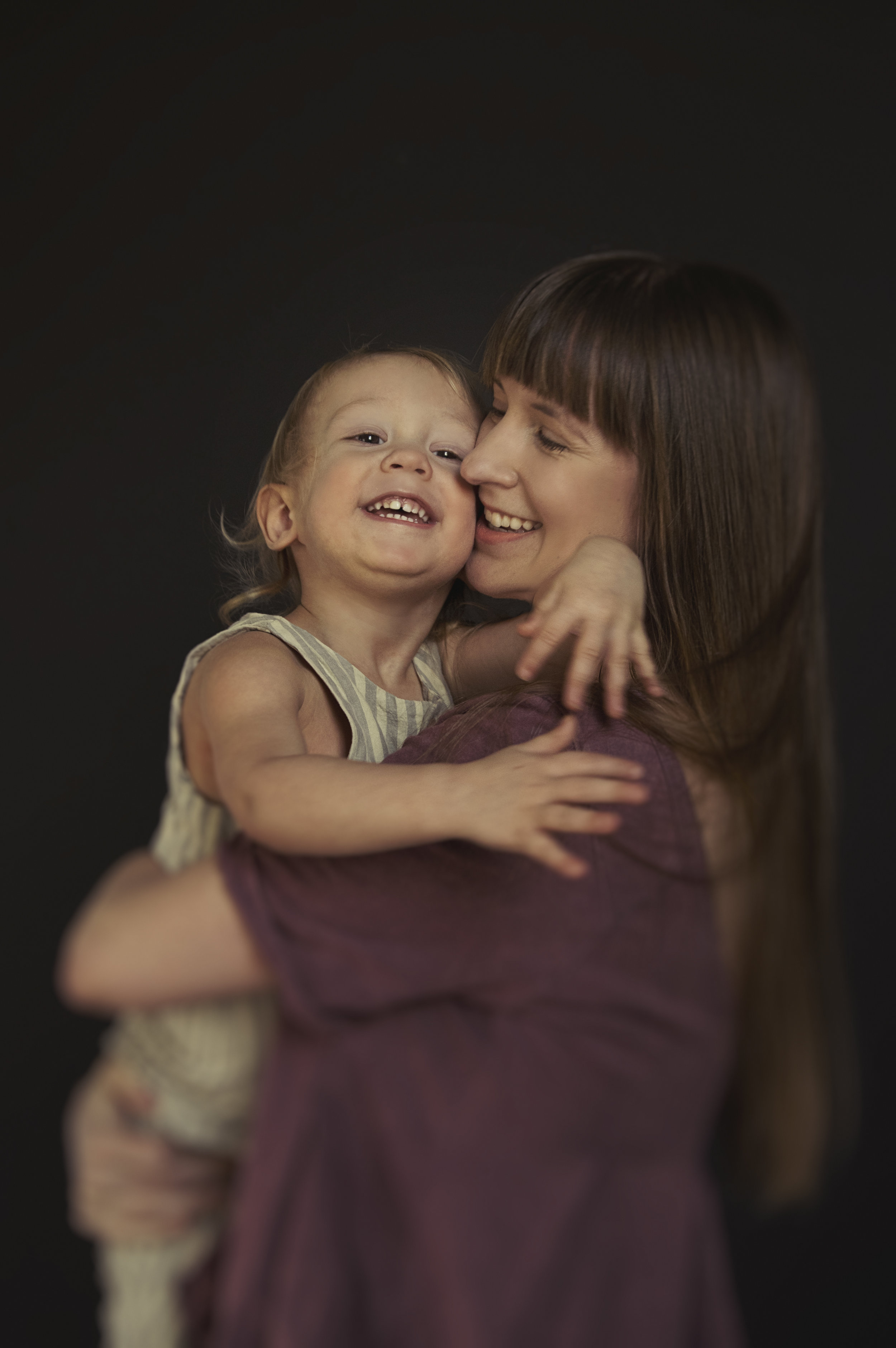 Heirloom Portrait | Mother and Son | Jackie Daily Photography