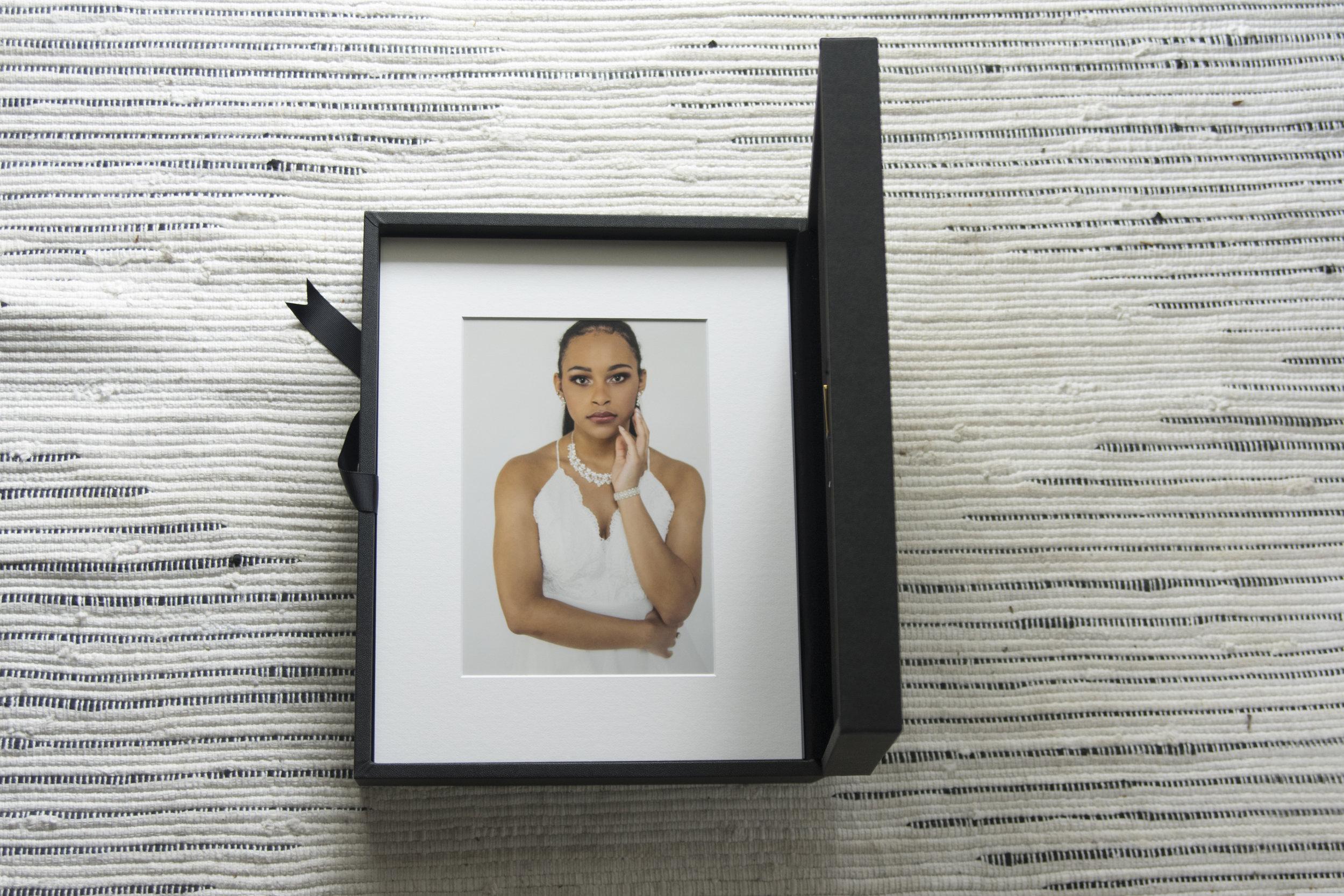 Folio Box | Jackie Daily Photography Product