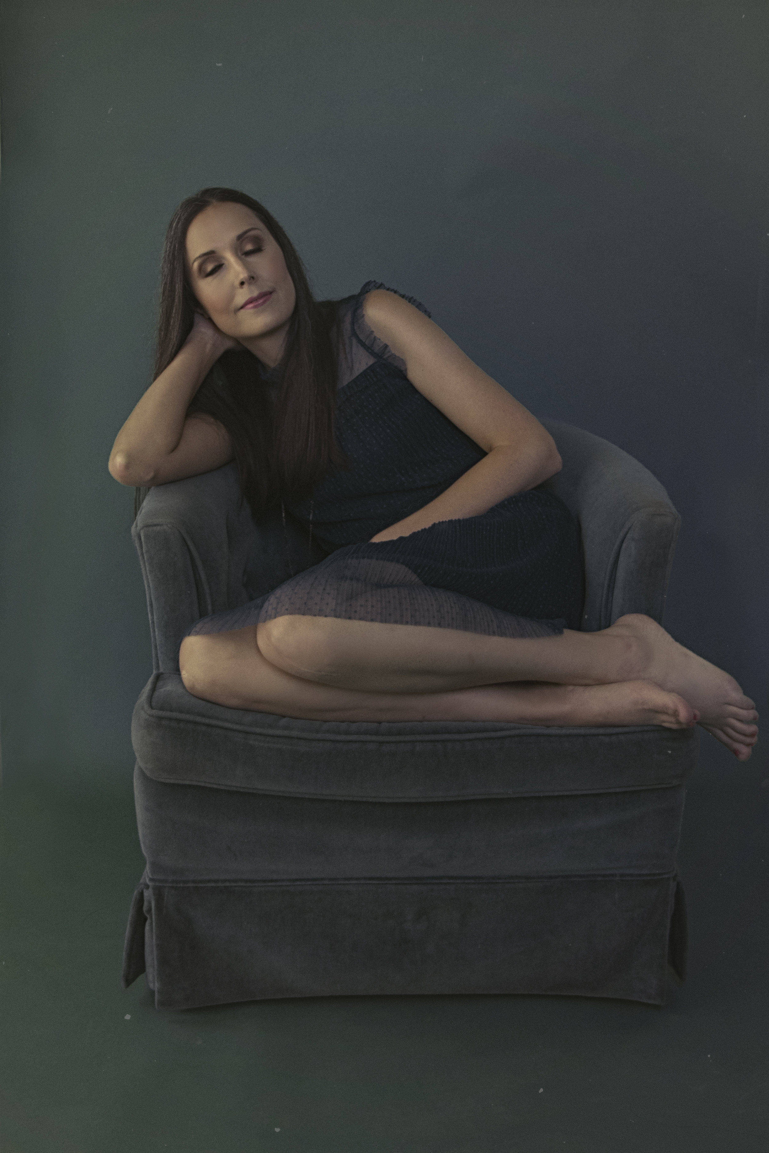 Branding Portrait of a Woman