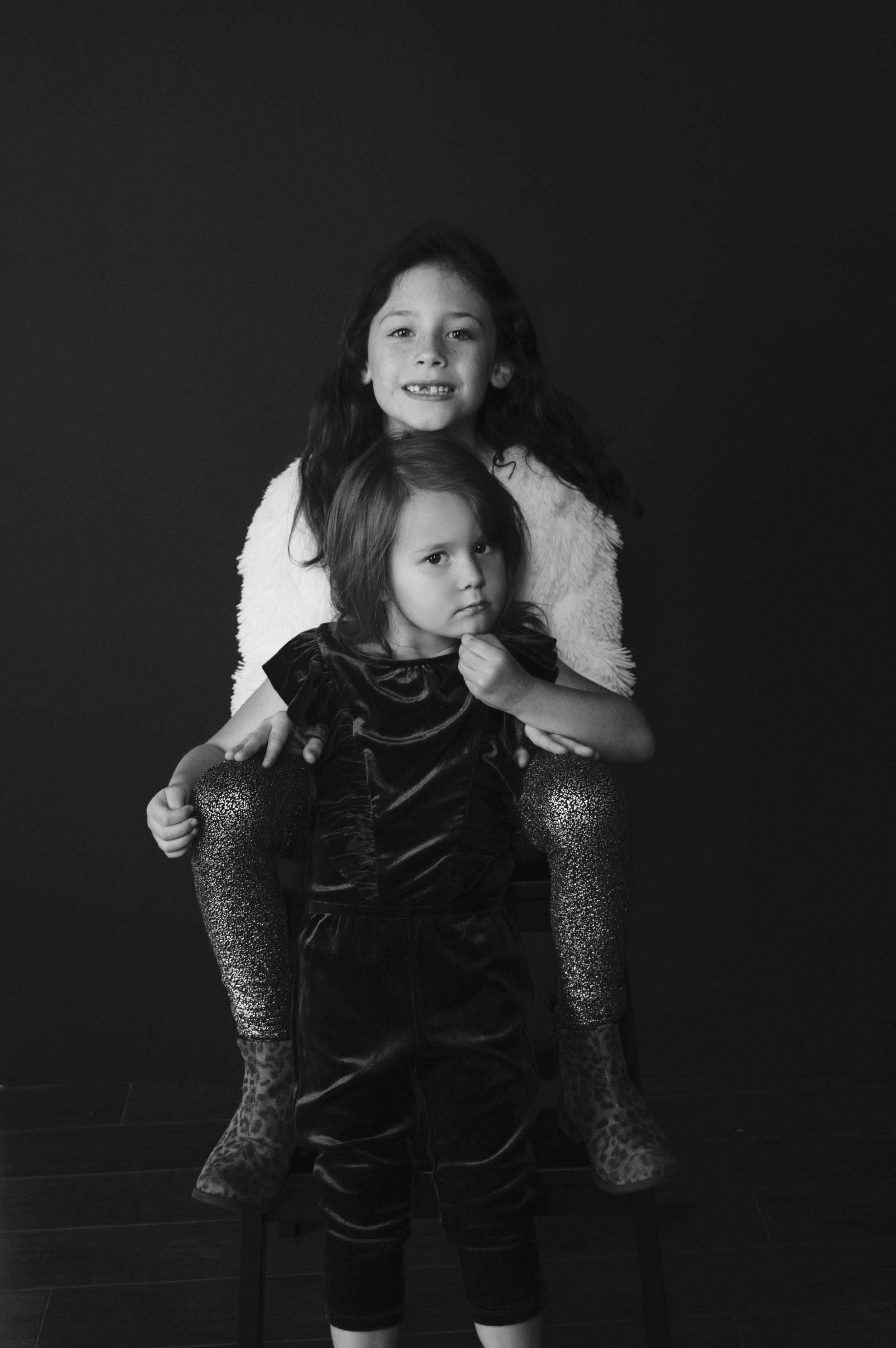 Couture Kids Heirloom Portrait