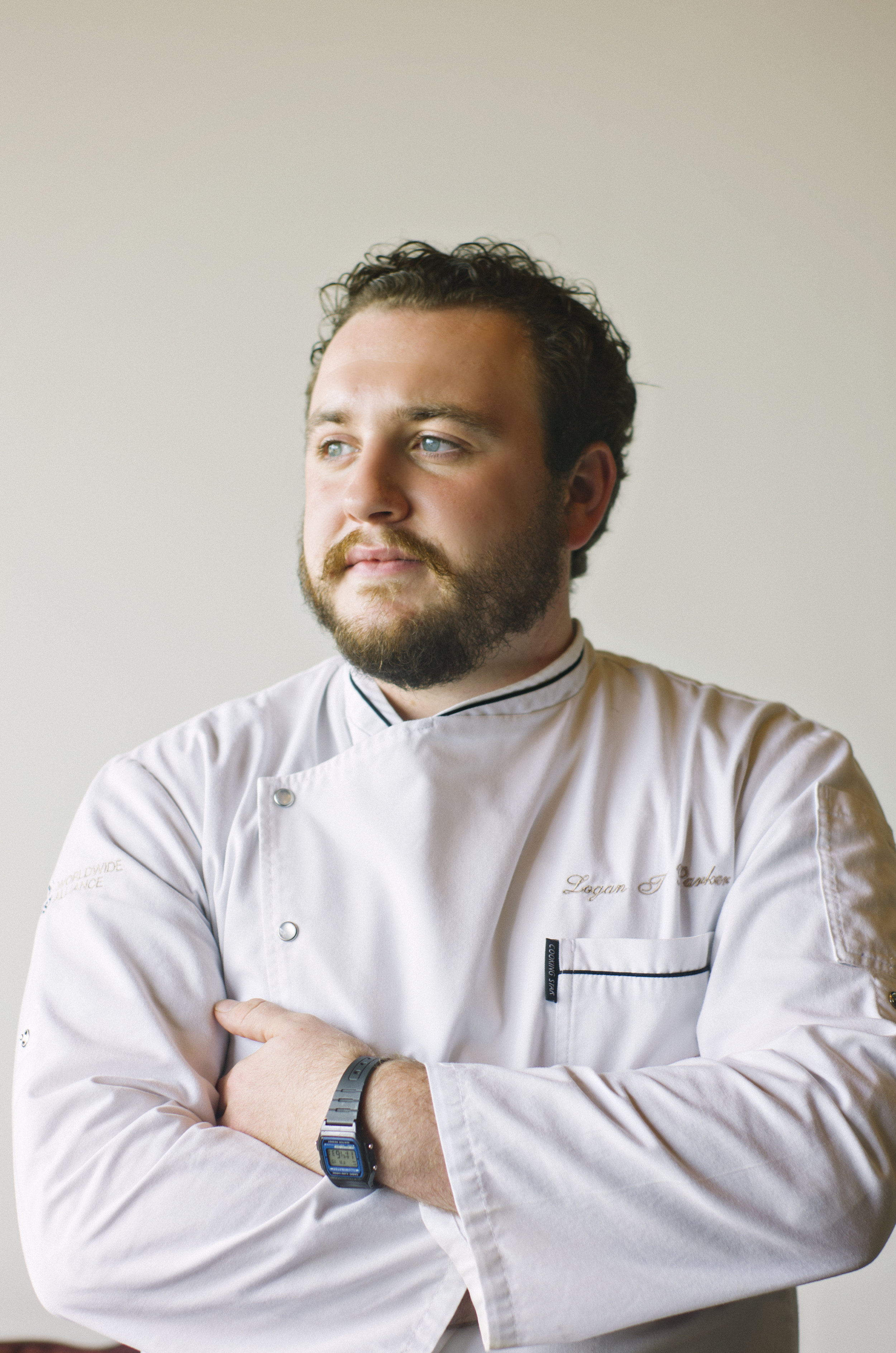 Headshot of Chef Logan