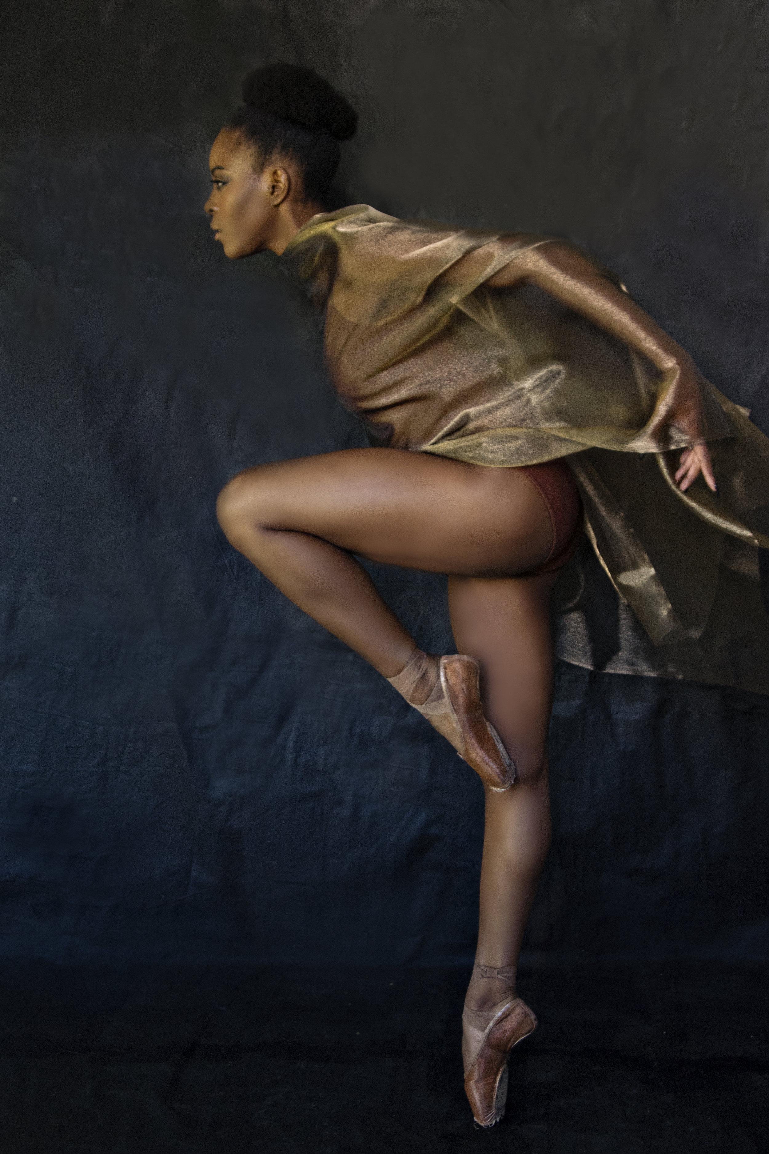Strong Dance Portrait