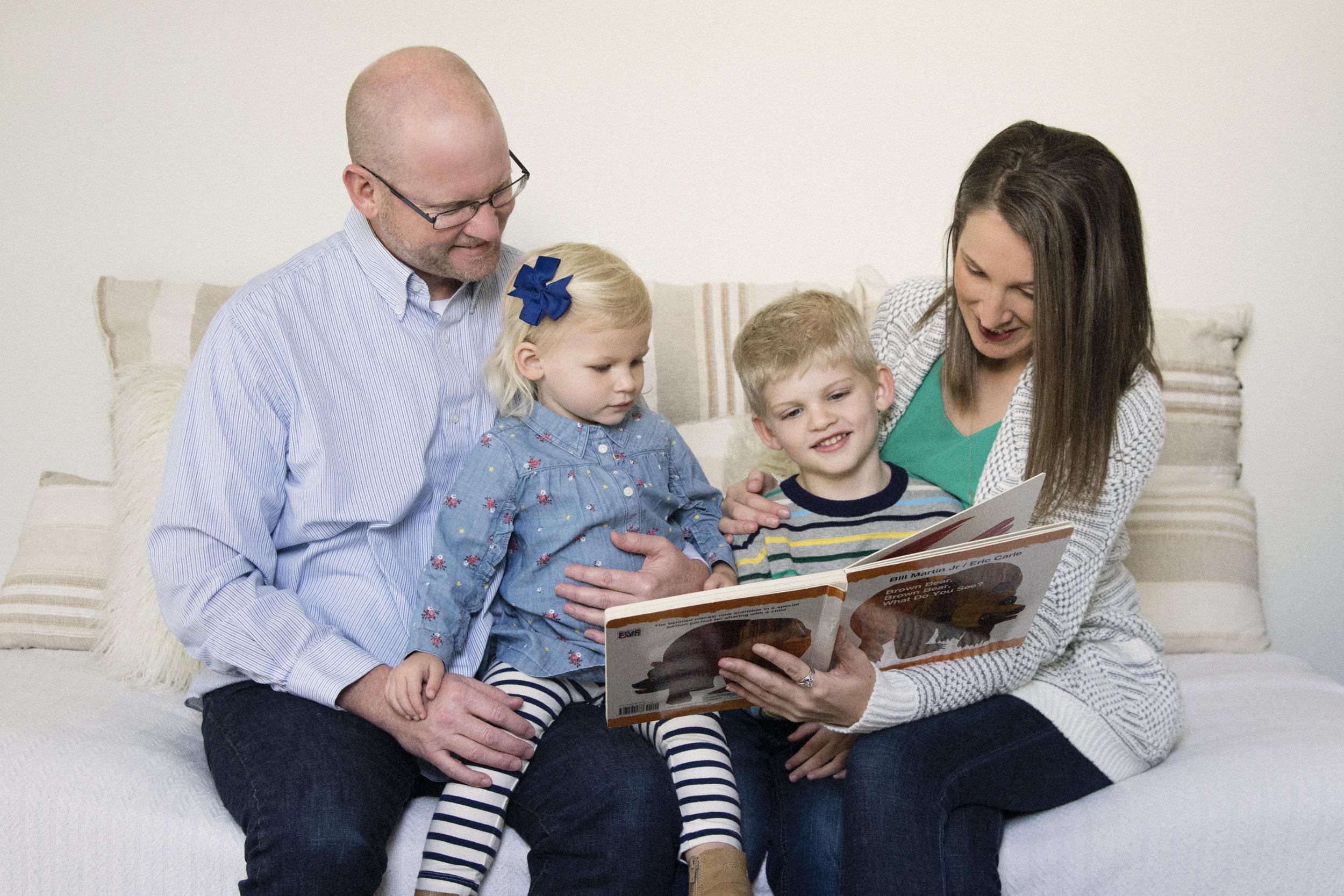 Heirloom Family POrtrait Session