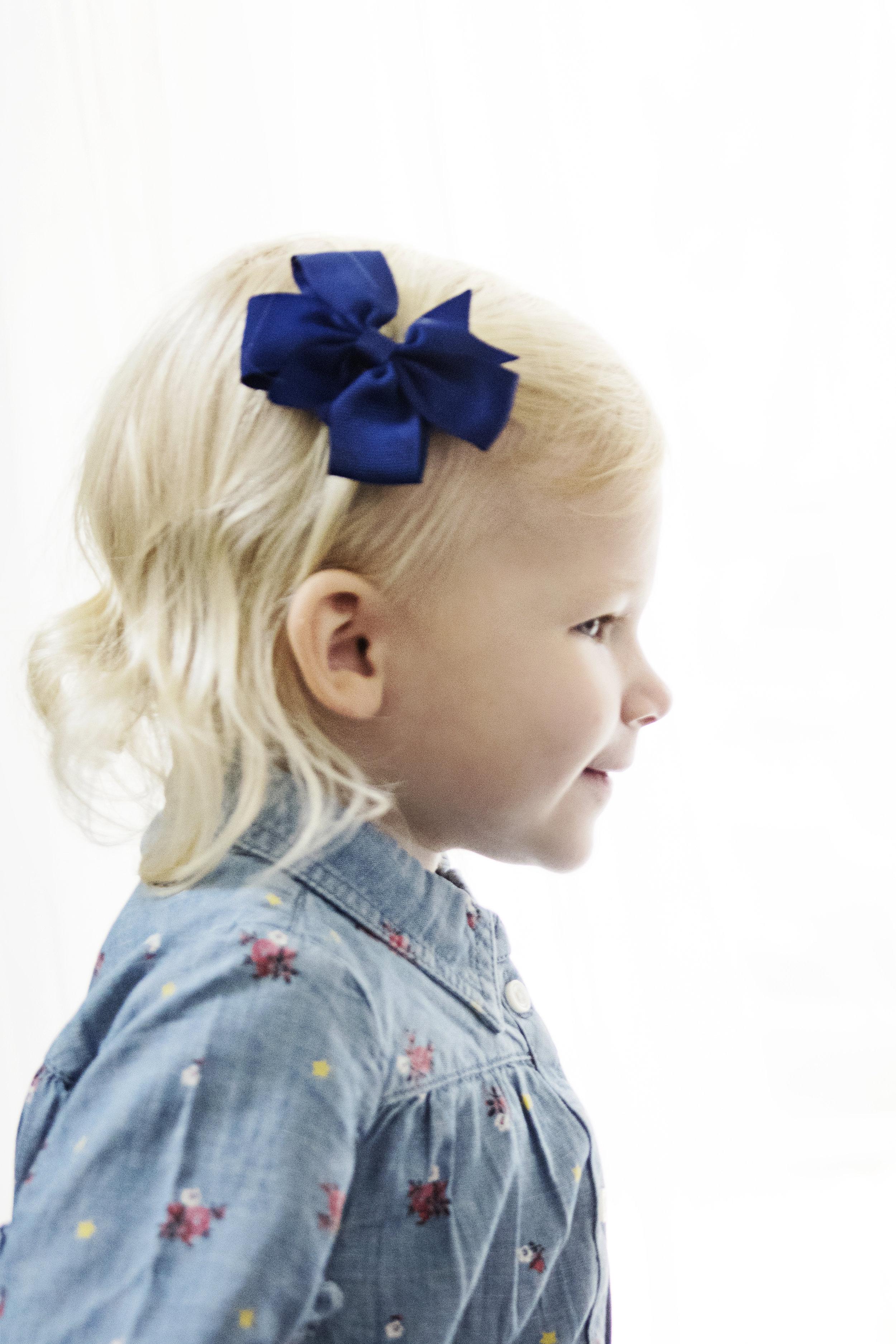Heirloom Portrait of a Toddler