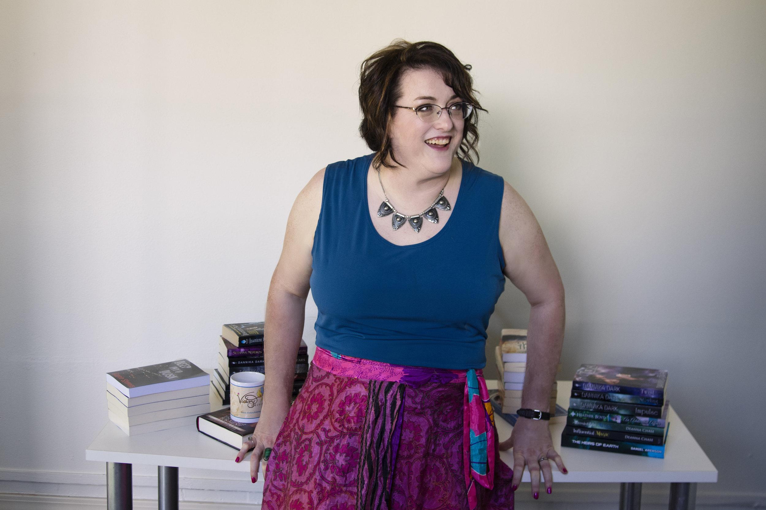 Branding Portraits of an Editor
