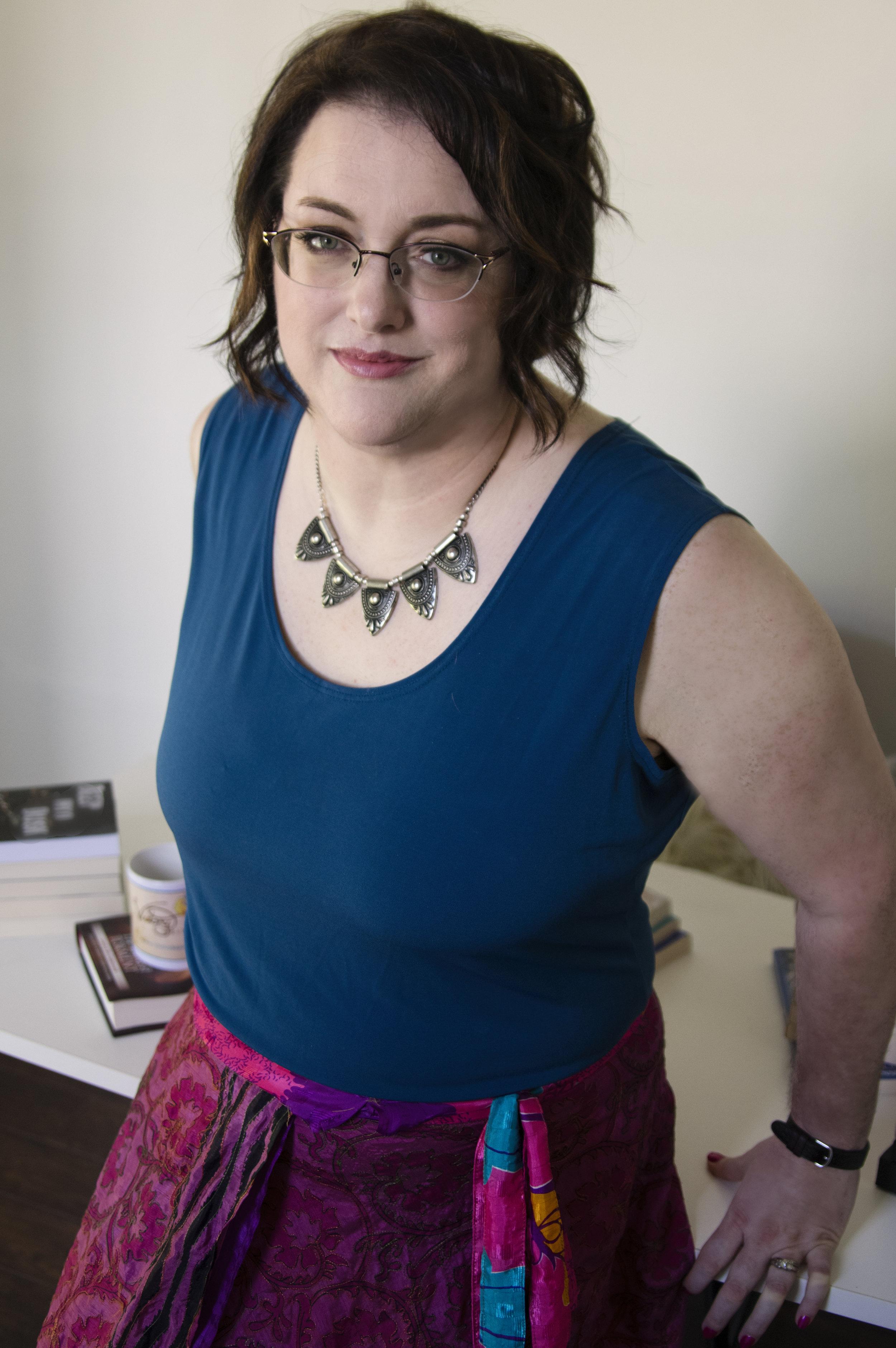 Branding Portrait of an Editor