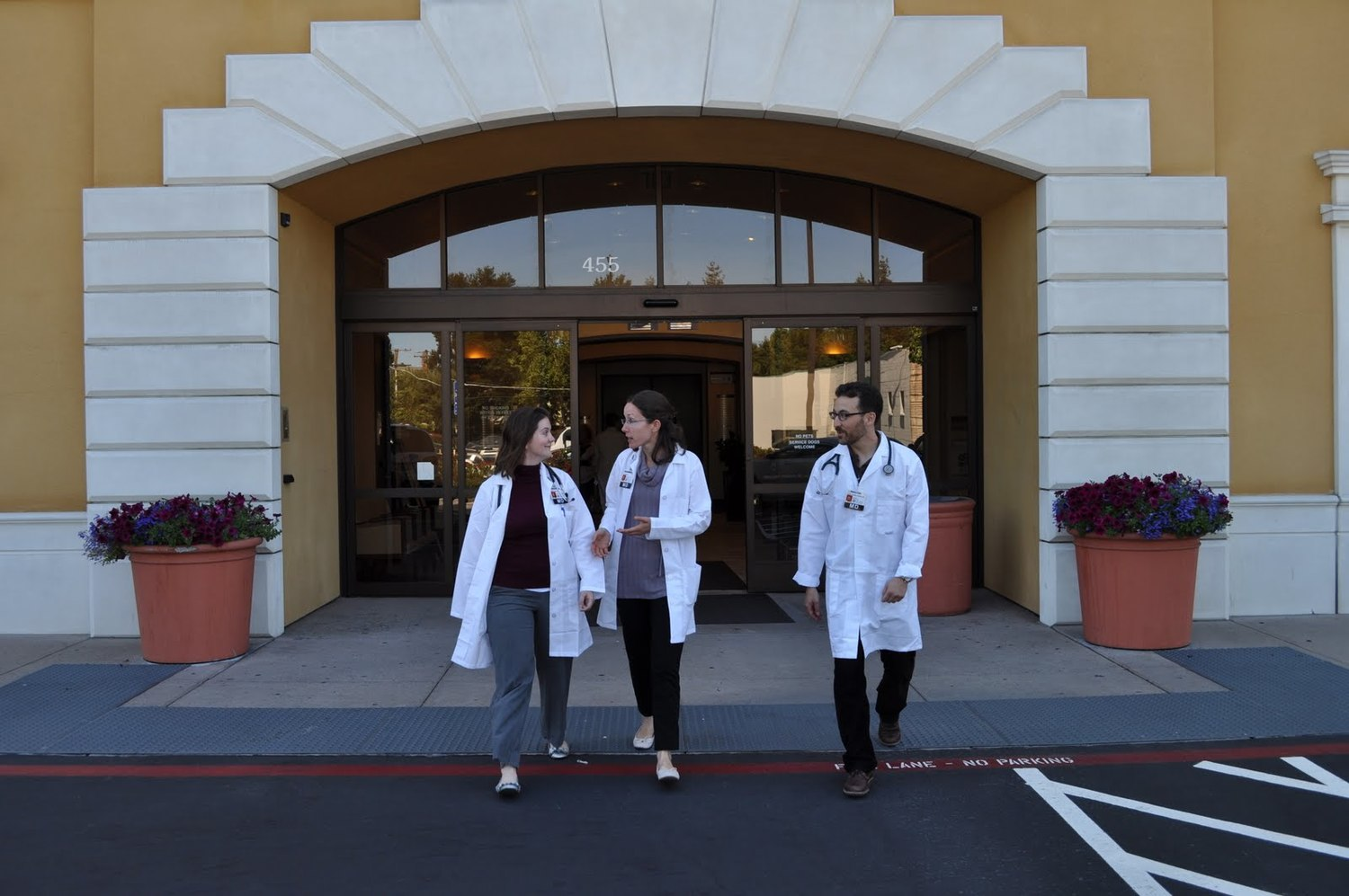 Where We Work — Stanford - O'Connor Family Medicine Residency