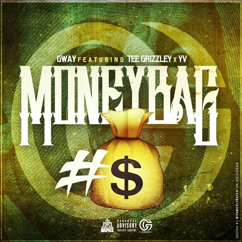 Gway is grabbing everybody attention with his new record #MoneyBag. It features Detroit new artist signed to 300 ent Tee Grizzley. This record is all about securing the bag. Plenty of energy to motivate the streets. Got so much money you have to hold it with two hands. It's really about making your haters mad. Pretty catchy record if you ask me. Feels like a movie when you hit play. The record also features YV. Check it out below.