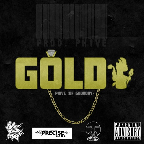"""Phive is spitting flames on this new one. It's called """"Gold"""" and he really put together a record on this one. He sounds like he had nothing but fun on this one. Maybe one of Phive of Godbody best records so far to this date. Check out this Orlando artist below now."""