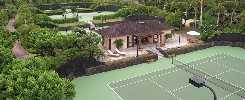 Hualalai Resort Tennis Shop | Photo Credit: Four Seasons Resort Hualalai