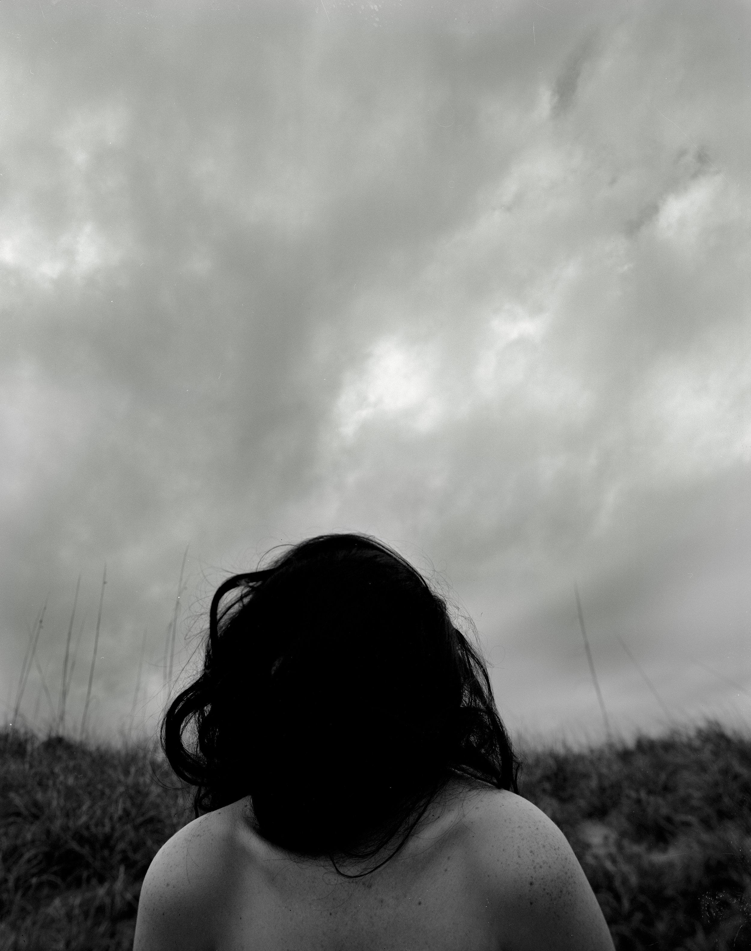 4x5 Film Photograph