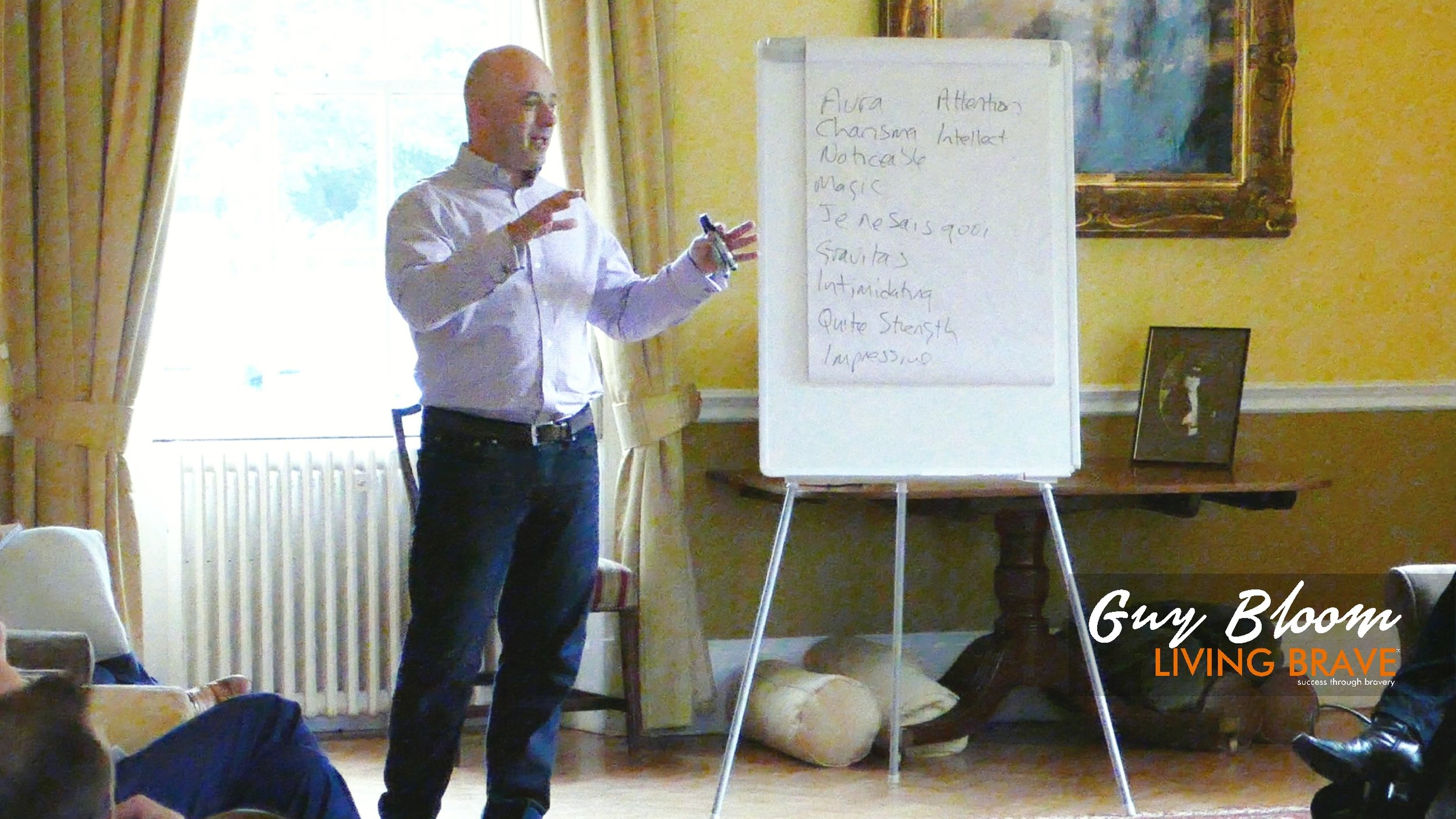Master classes for leaders, teams and talent