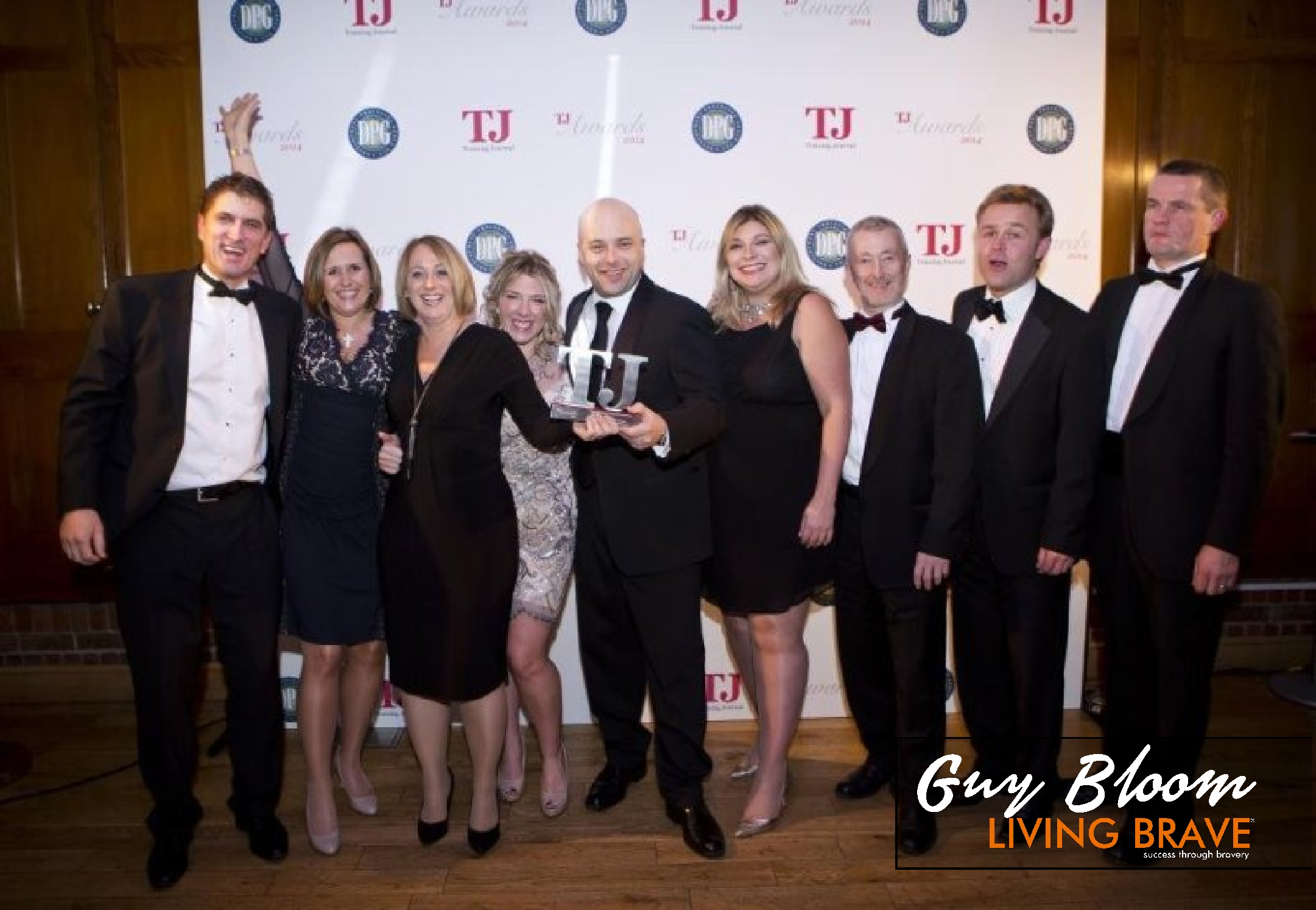 Winning Best Leadership Programme with VINCI Plc