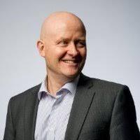 Kevin Robbins, Experian, SVP Global Application Development