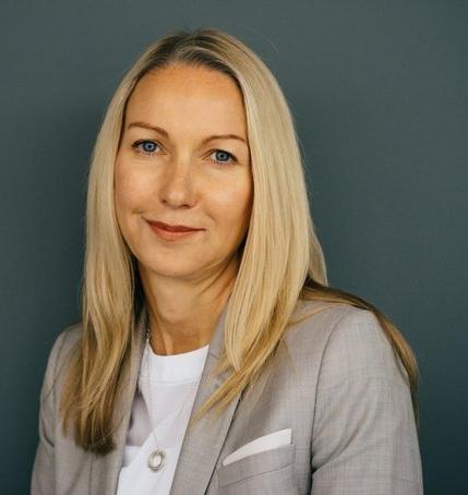 Julia Dell, RFU, Human Resources Director