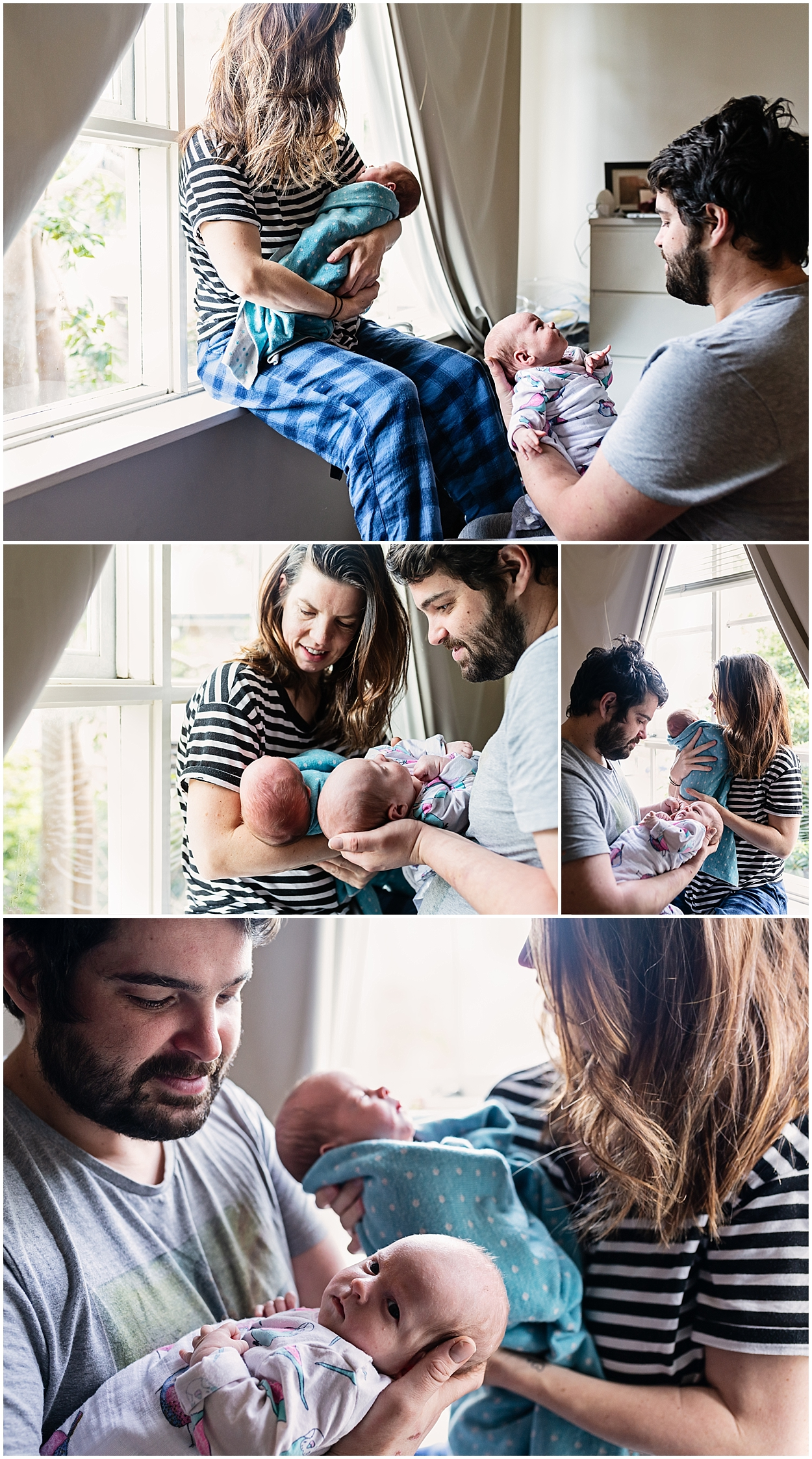 small space - big love | melbourne newborn lifestyle photographer | clare kinsey