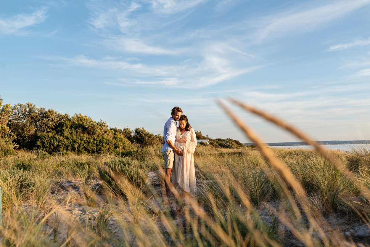 Sunset Maternity Session | Simply Baby By Clare