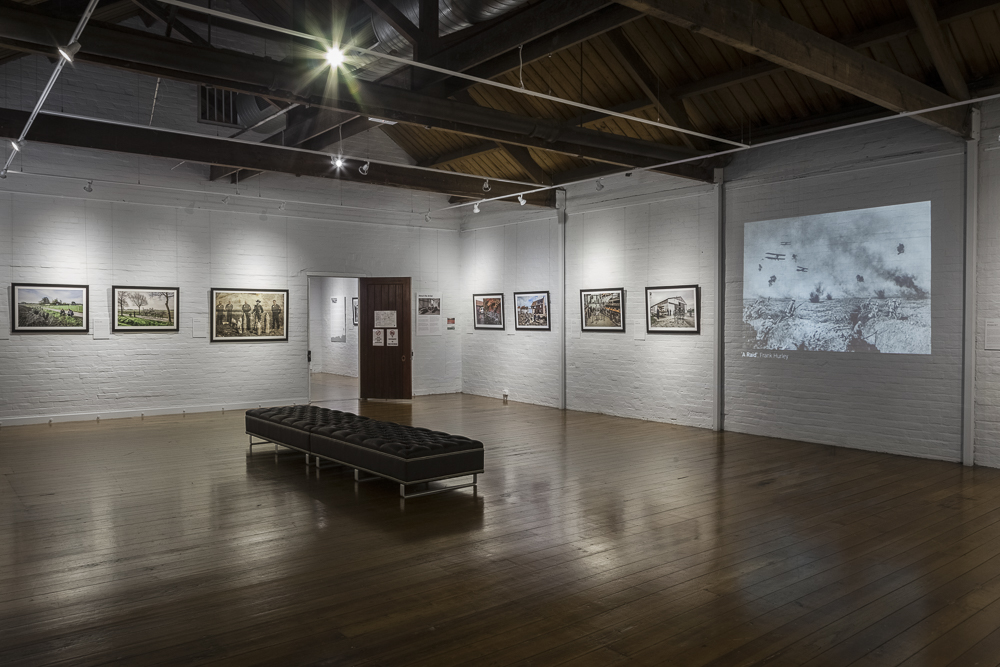 An alternative view of the second gallery