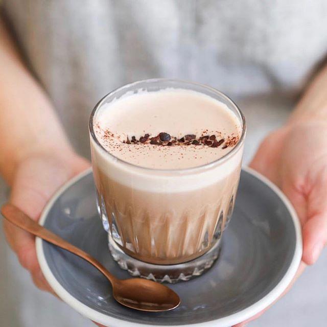 Nothing says I LOVE you mum like s hot chocolate in bed. #nomadchocolate #mothersday2019 #hotchocolate