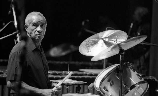 Maxwell Lemuel Roach (January 10, 1924 – August 16, 2007) was an American jazz drummer and composer.