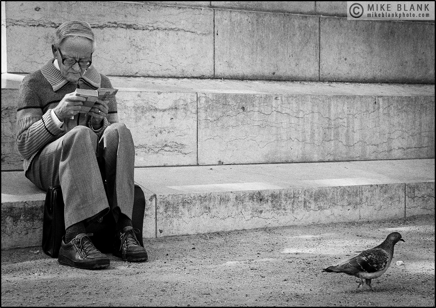 Indifference, Paris 2002