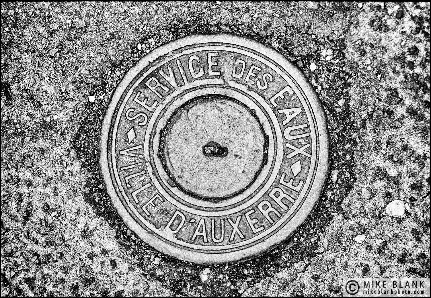 Eaux No. 6, Auxerre, France 1988