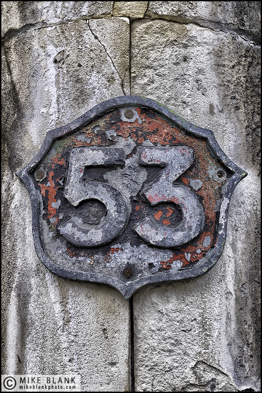 53, London 2016