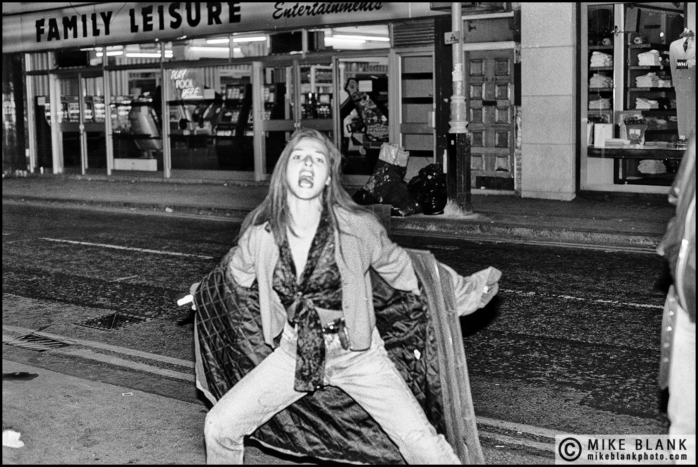 1am, Soho, London 1990
