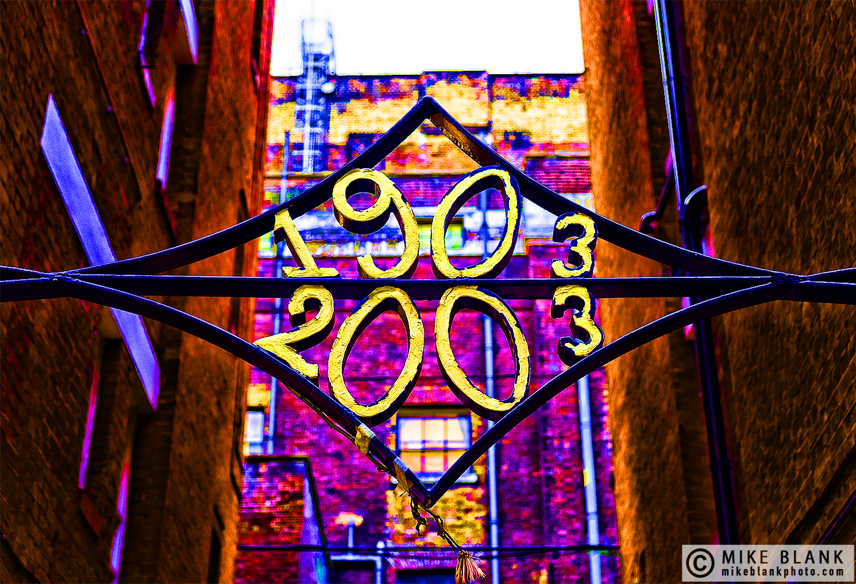 1903 - 2003, Covent Garden, London 2017