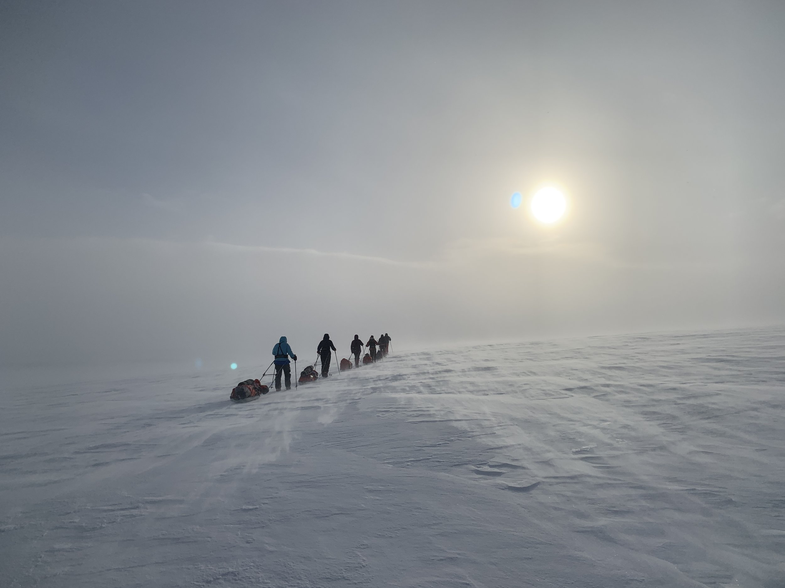 Expedition Made Successful Return From >> News Lucy Shepherd