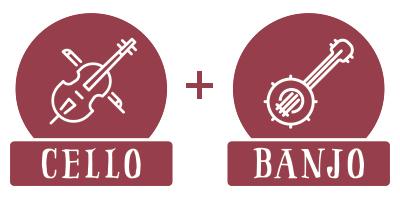 Bow N' Banjo: Cello/Banjo