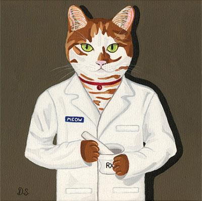custom-cat-painting