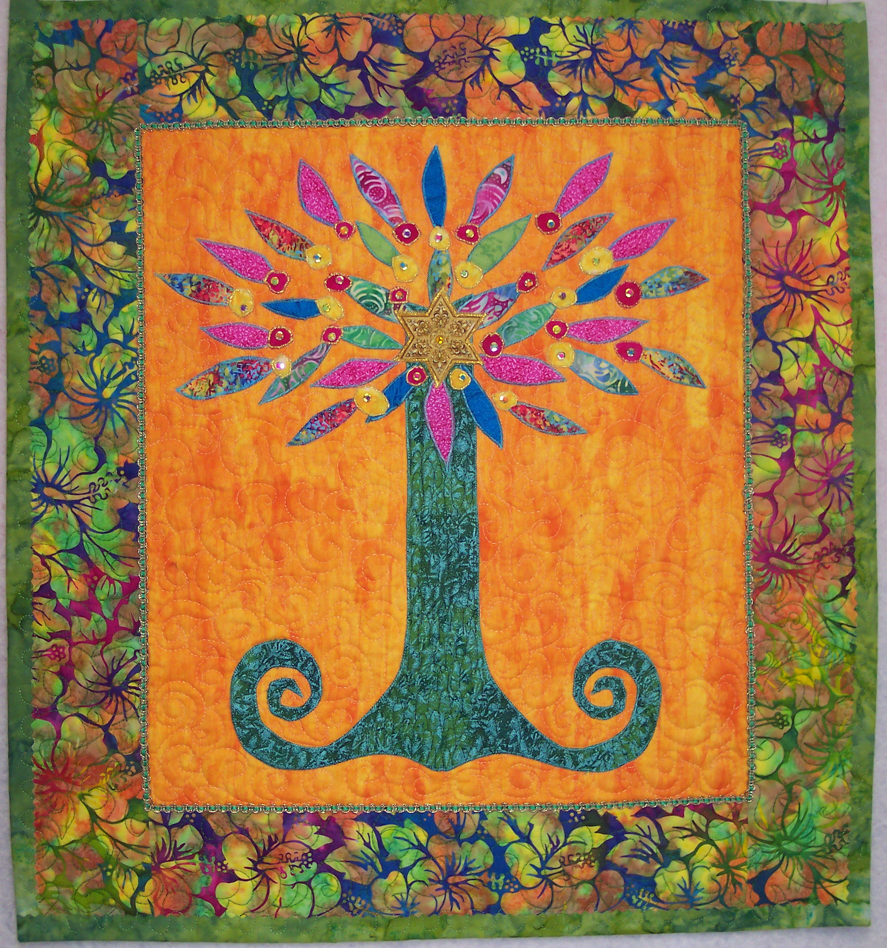 Bejeweled Tree of Life