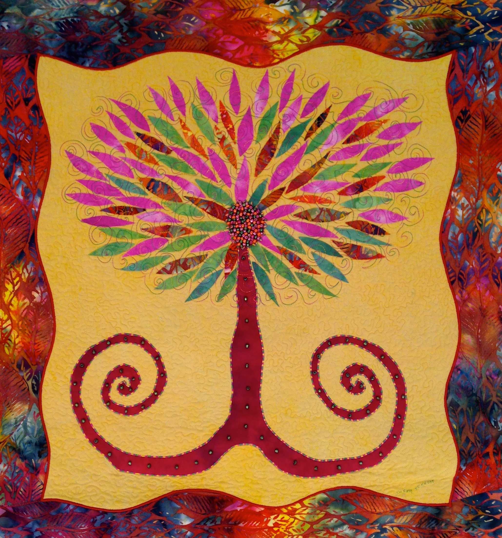 Blooming Tree of Life