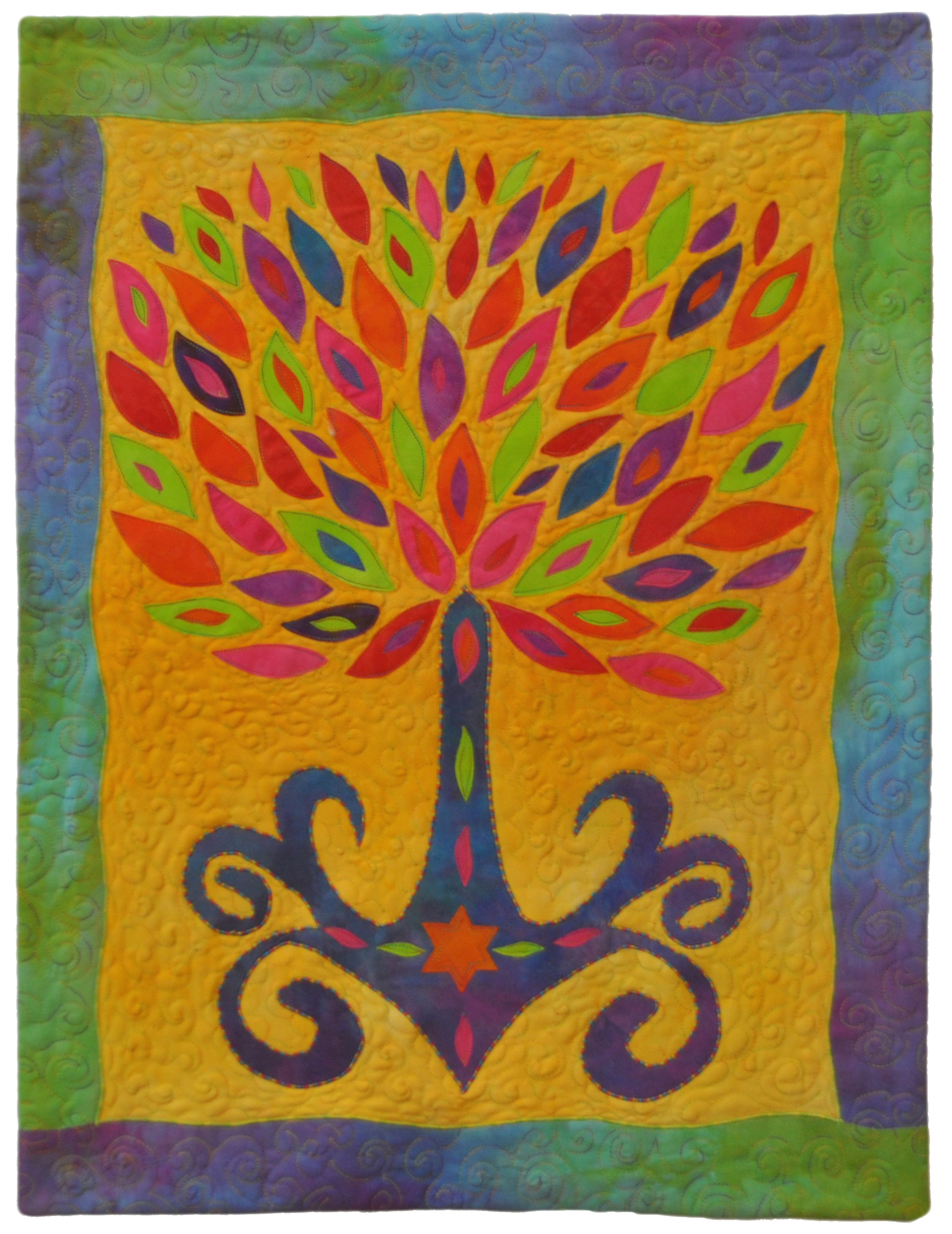 Chanuka Tree of Life