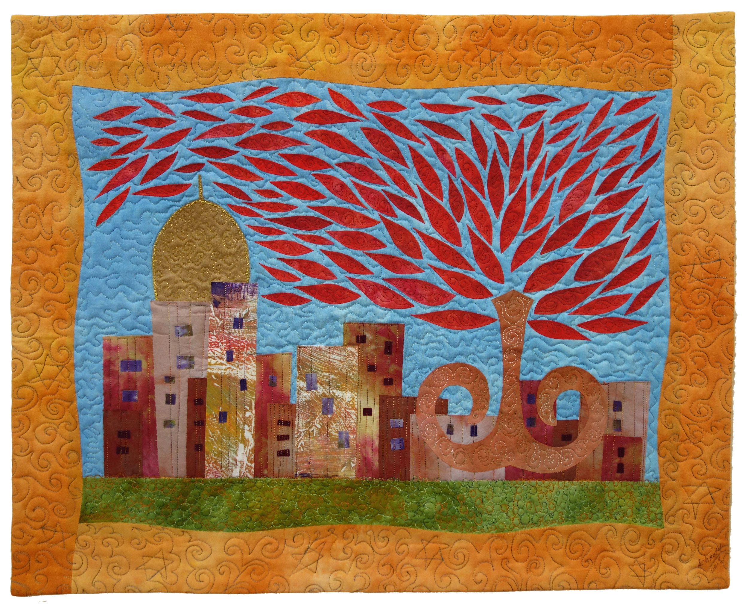 A Tree Grows in Jerusalem
