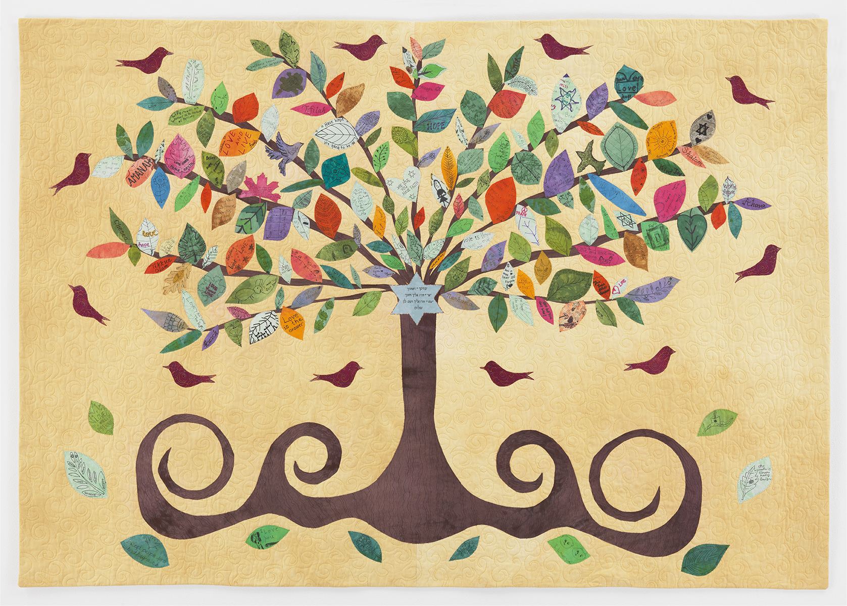 Schrott:Tree of Life for Pittsburgh Synagogue.jpg
