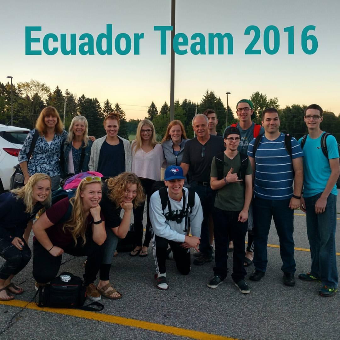 Ecuador 2016
