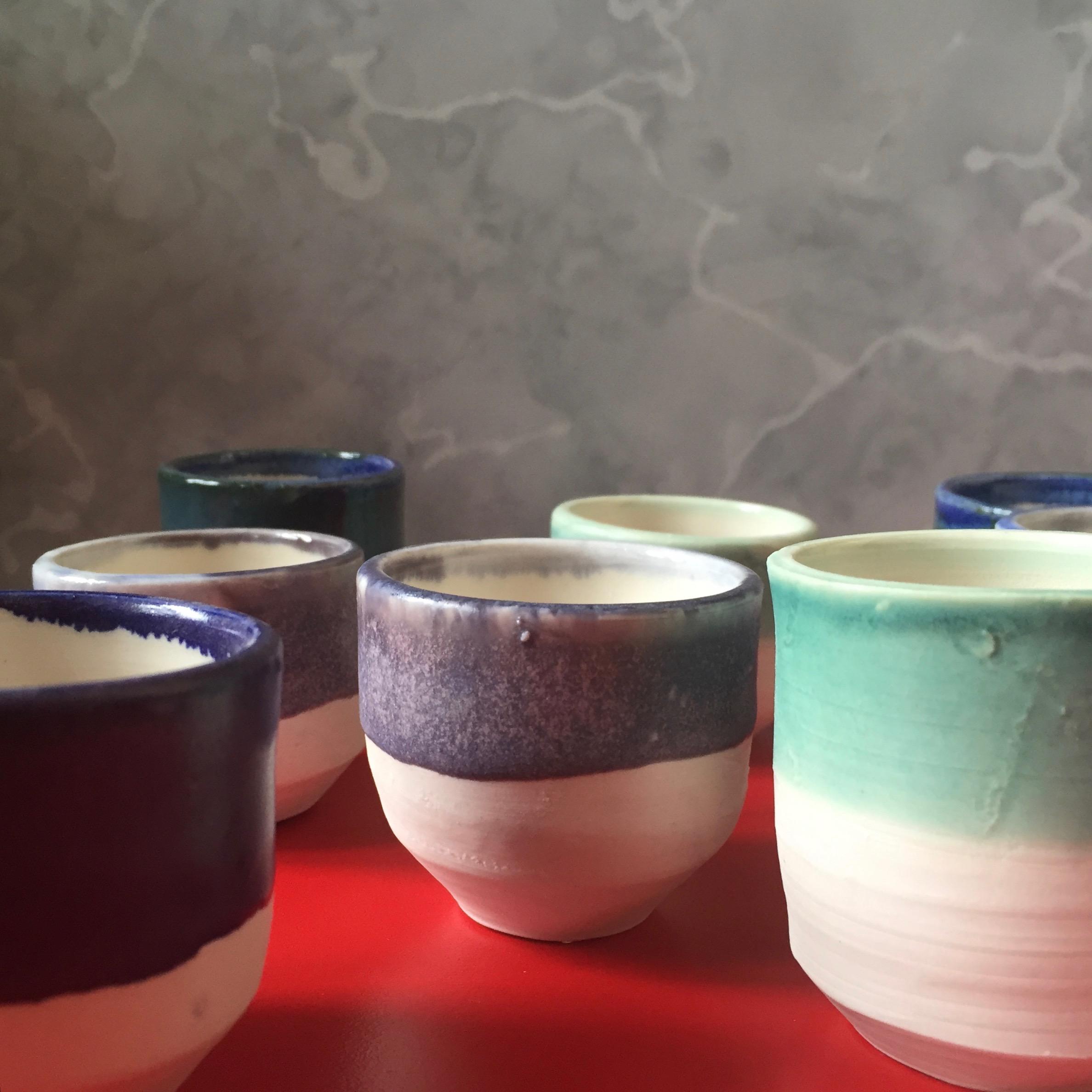Espresso Cups for The Jeffrey