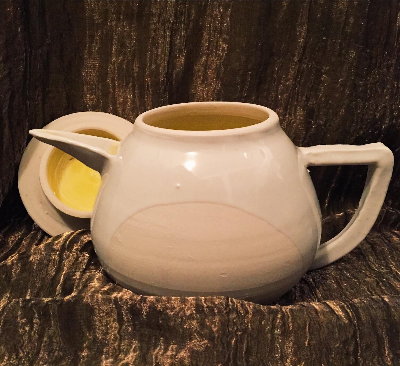 Chubby Circle Teapot