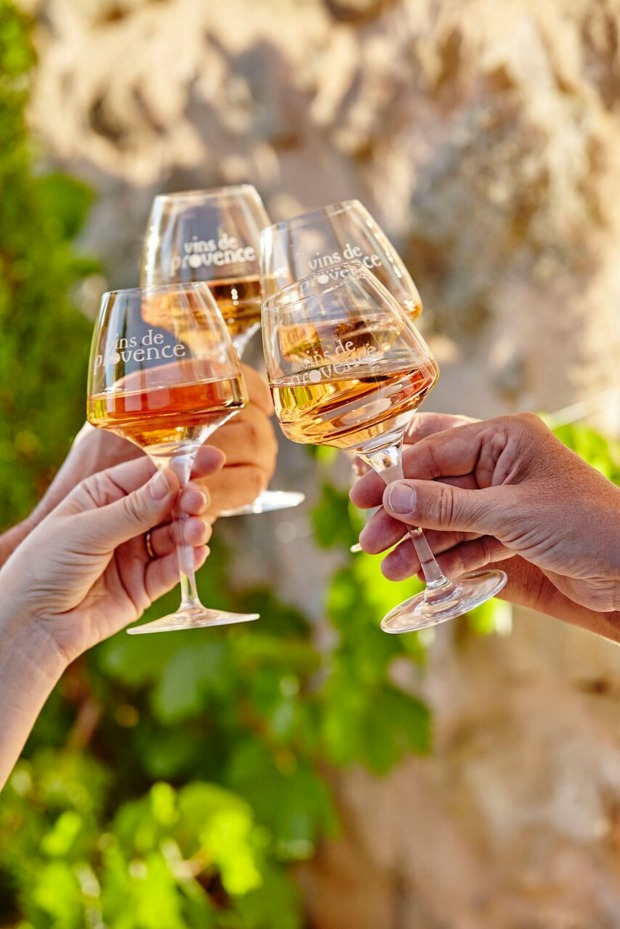 Santé! Sales for Provence rosé are booming, including in Australia.